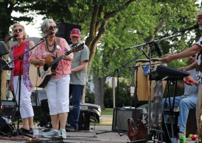Music in the Park-Mayville-2018